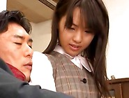Hikaru Ayuhara Is A Lovely Japanese Office Worker