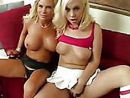 Horny And Slutty Mother And Daughter