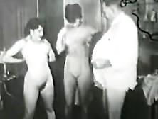 Lucky gambler circa 1940