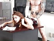 Latina Teen Fucked Hard