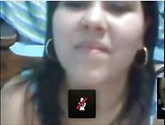 Sandrita Bien Linda Por Skype