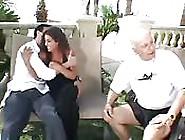 Babe Fucks Older Guys