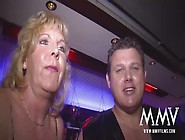 Mature And Teen German Swinger Party