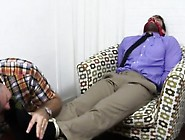 Hot Men And Their Feet Xxx Gay Chase Lachance Tied Up,  Gagge