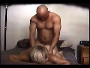 Blonde Wife Fucked On Real Hidden Cam