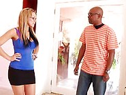 Sexy Milf Nikki Sexx Fucks Her Hot Black Neighbor