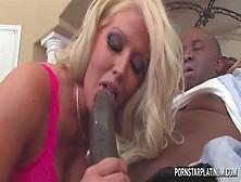Pornstarplatinum Alura Jenson Takes A Creampie From A Big Black