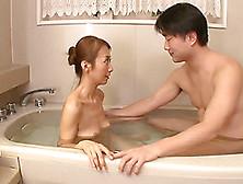 Японский баня секс