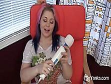 Yanks minx sarah greenmore toys her twat
