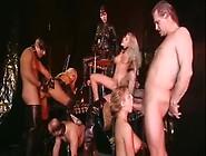 Crazy Italian Leather Orgy
