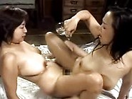 Lesbians From Japan Have Sex