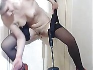 German Kinky Teen (Snap: Daisycardozaa) Rides Dildo Le Plus Gran