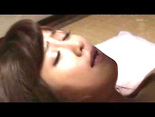 Japanese Stepmom Is Having Sex With The Plumber Because She Need