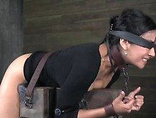 Sexually Broken - Beretta James Gets 10 Inches Of Bbc And Brutal