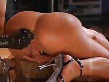 Belladonna And Taylor St.  Claire - Lesbian Scene 2