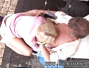 Old Lesbians Tribbing Richard Suggests Helen To Tidy Out The Cam