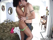 Lusty Misty Stone Just Loves White Dicks!