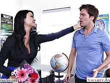 Busty Jasmine Jae Dean And Her New Pupil
