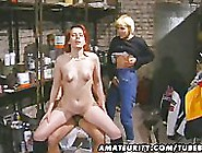 Redhead Amateur Milf Sucks And Fucks With Facial Cumshot