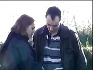 French Young Slut Sodomized In Threesome With Papy Voyeur -