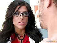 Doctor Jaclyn Taylor Fucks Her Patient All Better