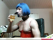 Olibrius71 Piss Drink And Nipples Clamps