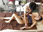 Private Oil Massage Salon For Married Woman 2. 2 (Censored)