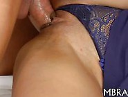 Big Tits Chick Riding A Brazilian Boner In Cowgirl Position