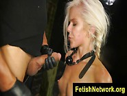 Fetishnetwork Halle Von Spanked Flogged