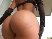 Franceska Jaimes Shows Off Her Big Bubble Ass