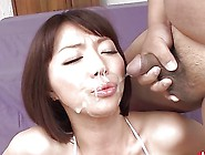 Shy Japanese Teen Gets Fucked With A Toy