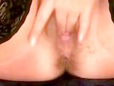 Creamy Cum Masturbation Gulp