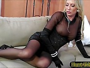 Hot Busty Milf Jennifer Best Picked Up And Banged In Her Pussy