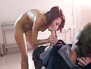 100% Natural French Girl Nikita Bellucci Is Sucking Fat Stiff Co