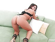 Sexy Woman With Big Milk Jugs,  Charley Chase Likes To Play With
