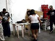 Baby Puma Vs Reyna Vampira En Llf Monterrey