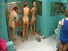 Big Brother 3 Girl Shower Scene