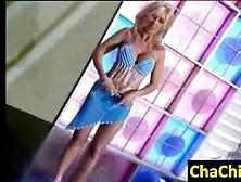 Malena Gracia Striptease