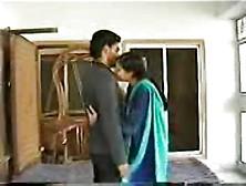 Young Pakistani Honeymoon Couple With Urdu Audio