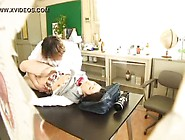 Teacher Chloroforms Female Student
