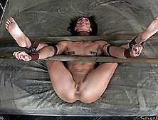 Painful Torture For The Sexy Wenona And Her Curvaceous Body