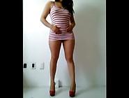 Kelly Novinha Mexicana Bunduda Caiu Na Net