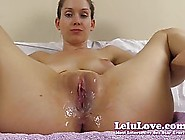 Horny Girl Shaved Her Pussy Perfectly Because She Knows What Her