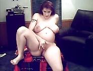 Sexy Pregnant Amateur Masturbating