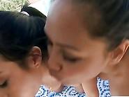 Asian Stepmom Jessica Bangkok Threesome Session Outdoors