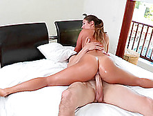 Eva Lovia's Wet And Wild Pussy Gets Slammed In A Hardcore Bang S