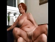Dirty Older Redhead Seduces A Youngster