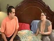 Mom Step And Son In Home Badroom Sleep