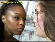 Black Babe Controls White