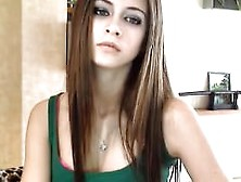 Gorgeous Teen Schoolgirl Stripping N Playing On Cam - Www. Freexc